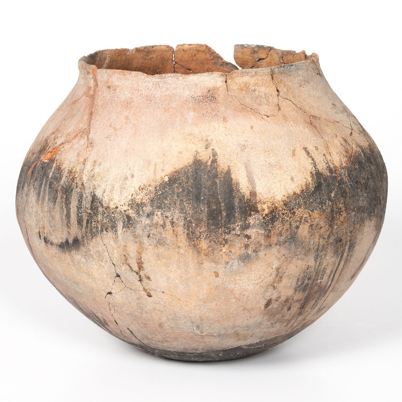 Pueblo Storage Jar,  From The Harriet and Seymour Koenig Collection, New York