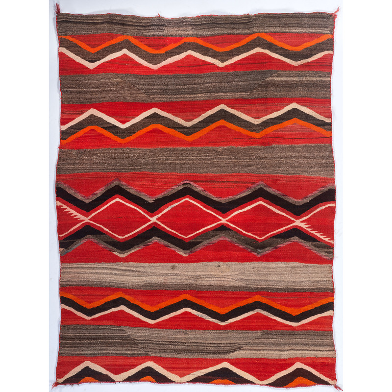 Navajo Transitional Weaving / Rug, From the Collection of Judith & Gary Gay, Morrow, Ohio