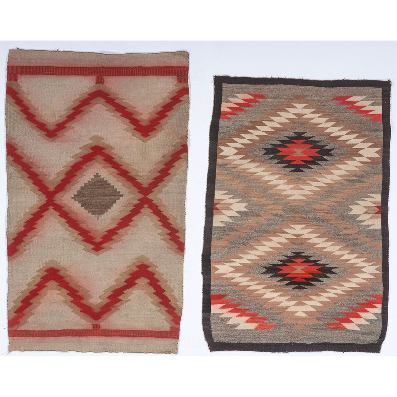 Navajo Regional Weavings / Rugs, From the Collection of Judith & Gary Gay, Morrow, Ohio