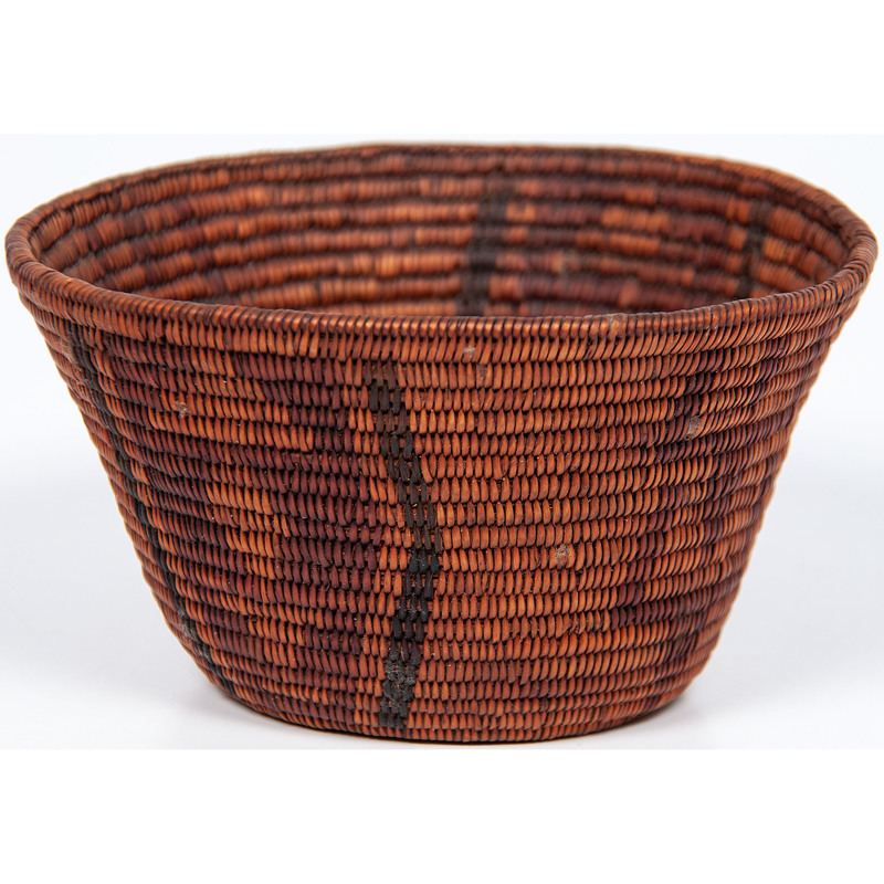 Southern California Polychrome Basket, From the Collection of Judith & Gary Gay, Morrow, Ohio