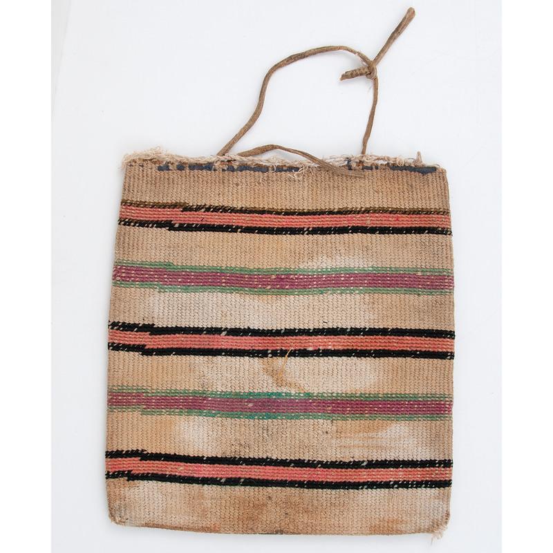 Nez Perce Corn Husk Sally Bag
