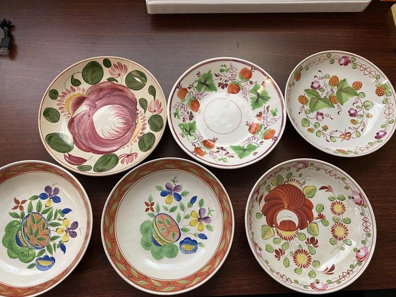 6 Assorted Ceramic Bowls