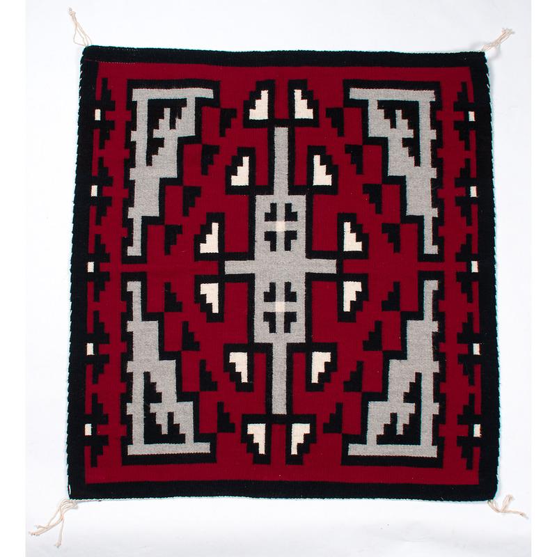 (Cincinnati) Navajo Klagetoh Weaving / Rug