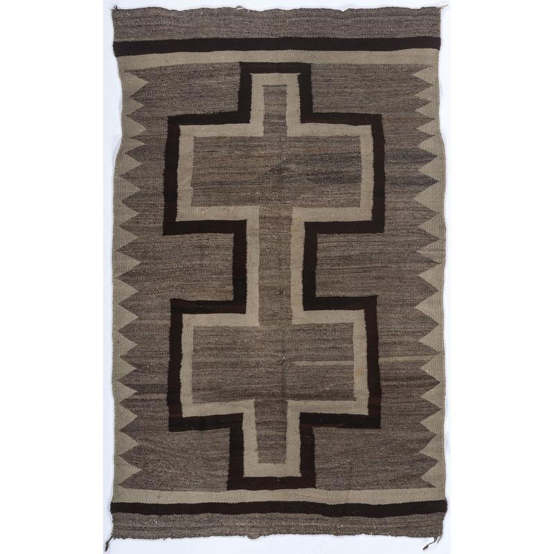 Navajo Eastern Regional Weaving / Rug, From an Estate in Sinking Springs, Ohio