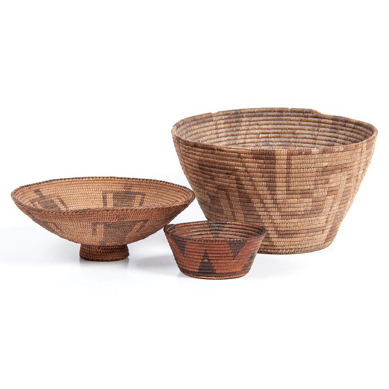 Tohono O'odham Baskets