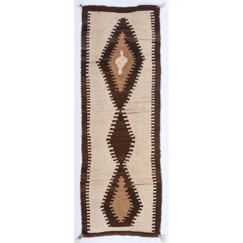 Navajo Eastern Reservation Runner / Rug