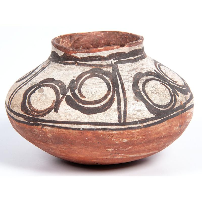 Hopi Polacca Pottery Jar