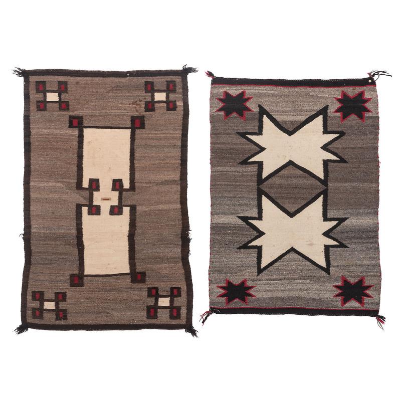 Navajo Regional Weavings / Rugs