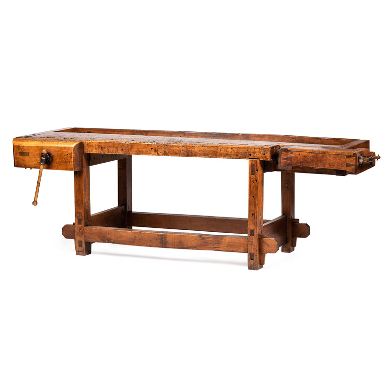 A Wood Working Bench