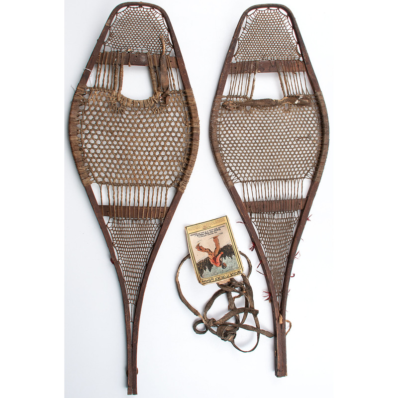 Great Lakes Snow Shoes, From an Estate in Sinking Springs, Ohio