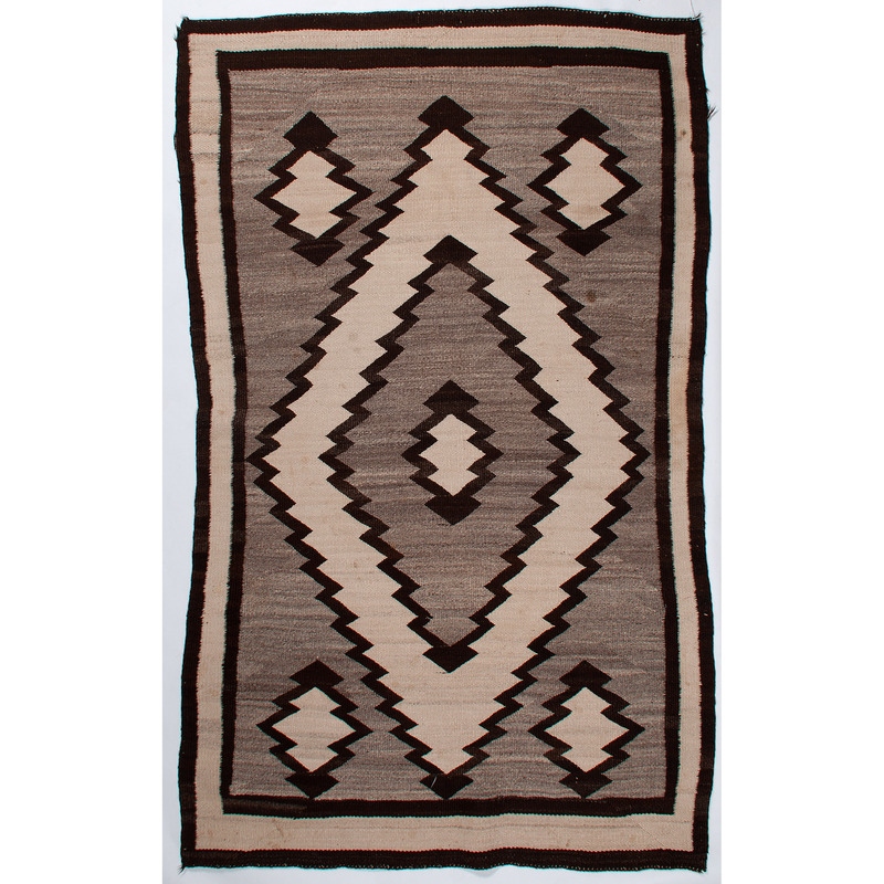 (Cincinnati) Navajo Eastern Reservation Weaving / Rug