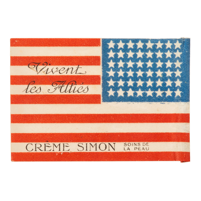 48-Star Crème Simon American Flag