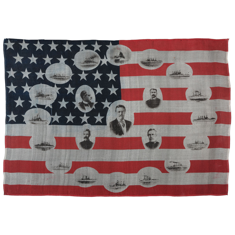 46-Star Great White Fleet Flag