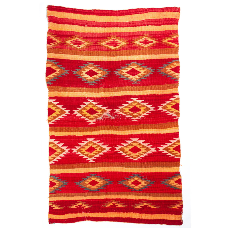 (Cincinnati) Navajo Transitional Weaving / Rug