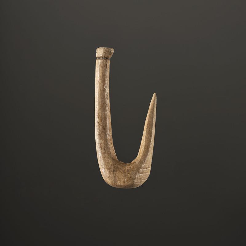 A Bone Fish Hook, 1-7/8 in.