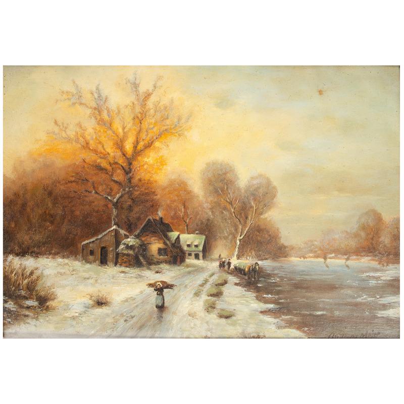 Anthony Andreas De Meijer (Dutch, 1806-1867)