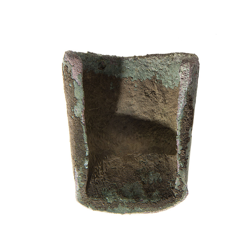 Old Copper Culture Socketed Adze