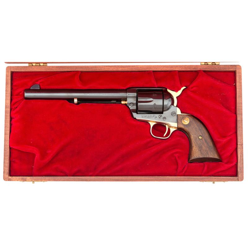 * Colt Single Action Army (125th Anniversary Commemorative)
