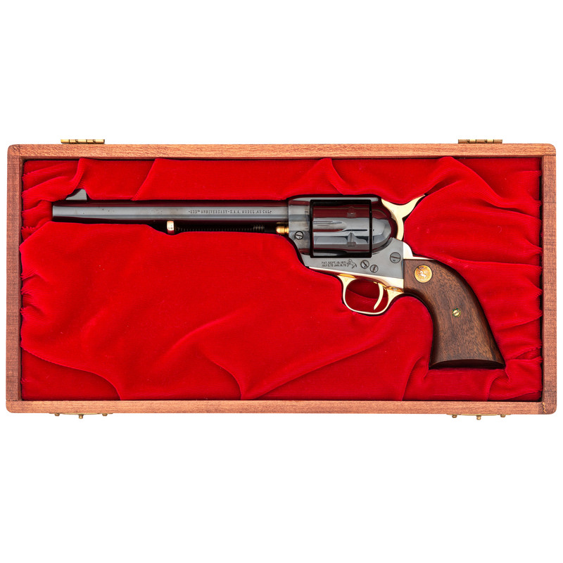 * Colt Single Action Army, 125th Anniversary Commemorative