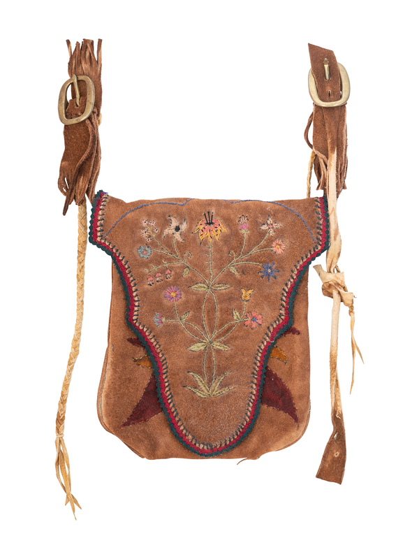 Hunting Pouch by Jim Webb