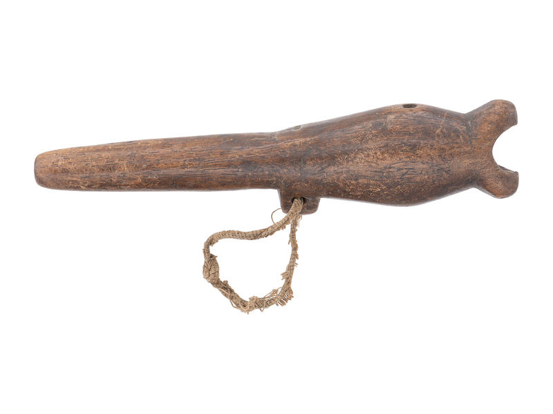 Carved Bird Whistle