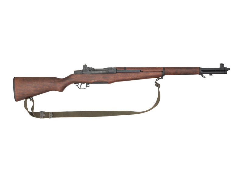 "M1 Garand Prop-Gun Used in ""Letters From Iwo Jima"""