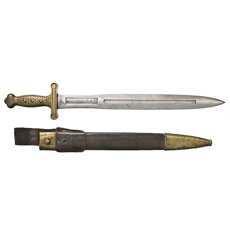 Ames M1832 Foot Artillery Short Sword,