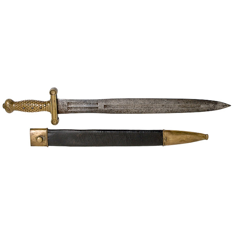 Ames M1832 Foot Artillery Sword,