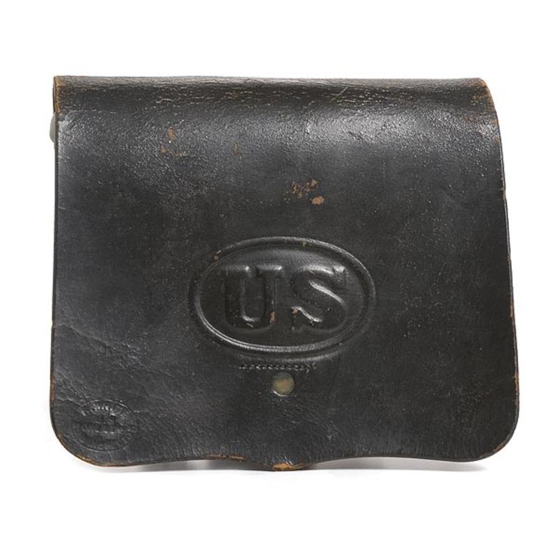 Model 1864 Cartridge Box,