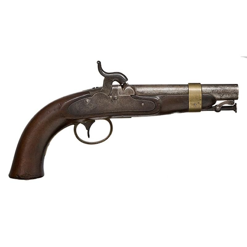 Ames Model 1842 Percussion Navy Pistol,