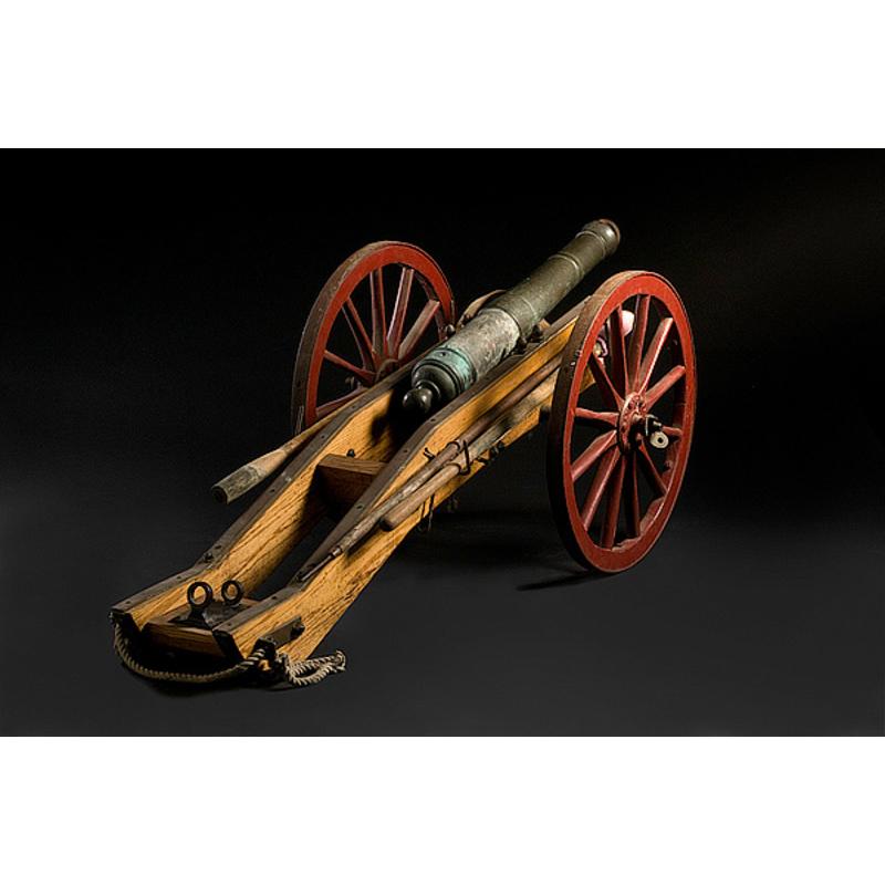 War of 1812 Era Cannon,