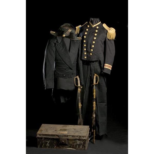 Civil War Naval Archive of Surgeon Horatio N. Beaumont, USN,