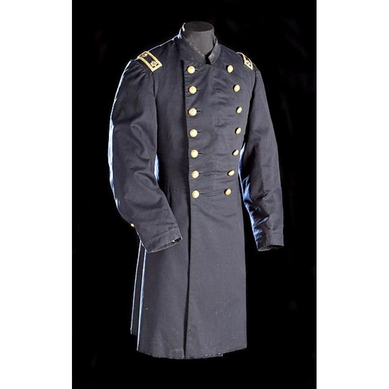 Civil War Lieutenant Colonel's  Frock Coat,