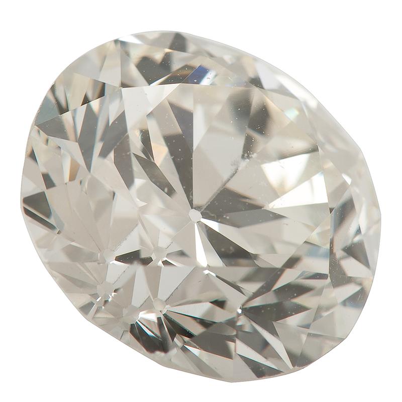 G.I.A. Certified 4.25 Carat Diamond