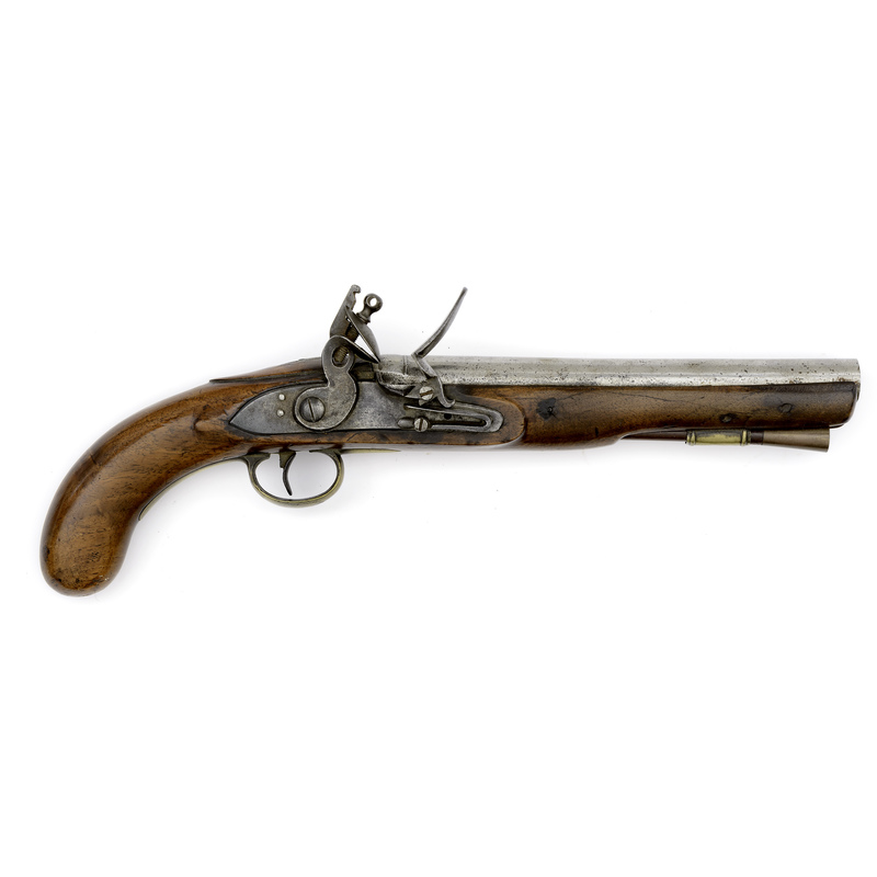 British Flintlock Trade Pistol