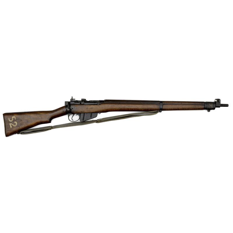 **British Enfield No.4 MKI Bolt-Action Rifle