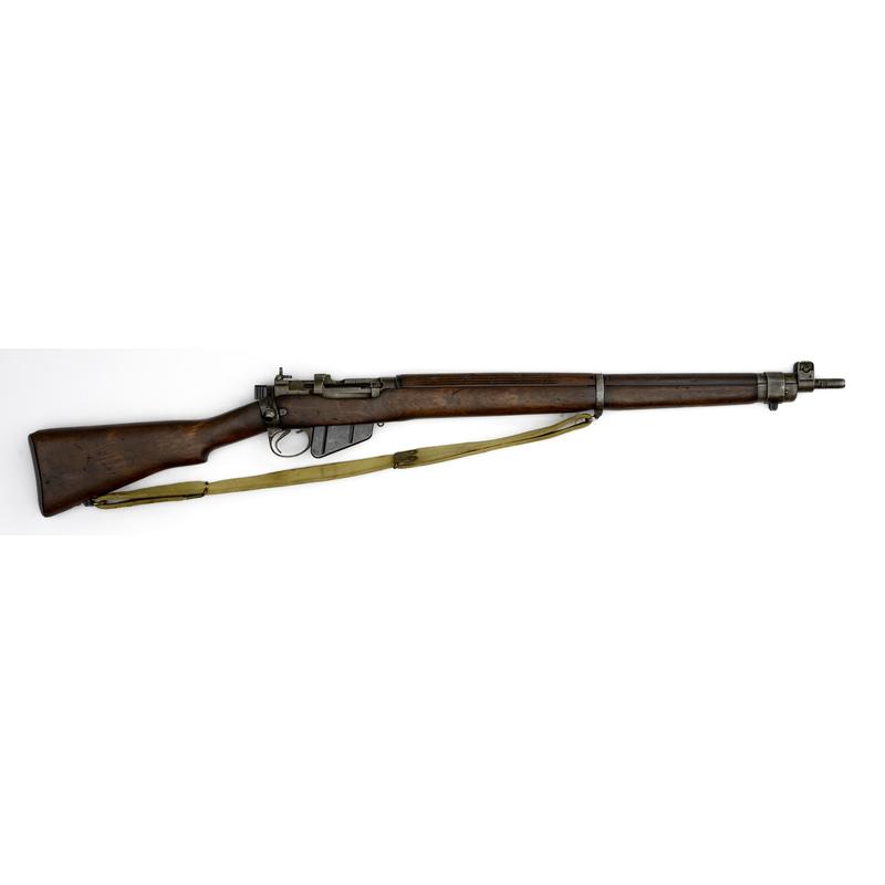 **British Enfield No.4 MKI Bolt Action Rifle by Savage
