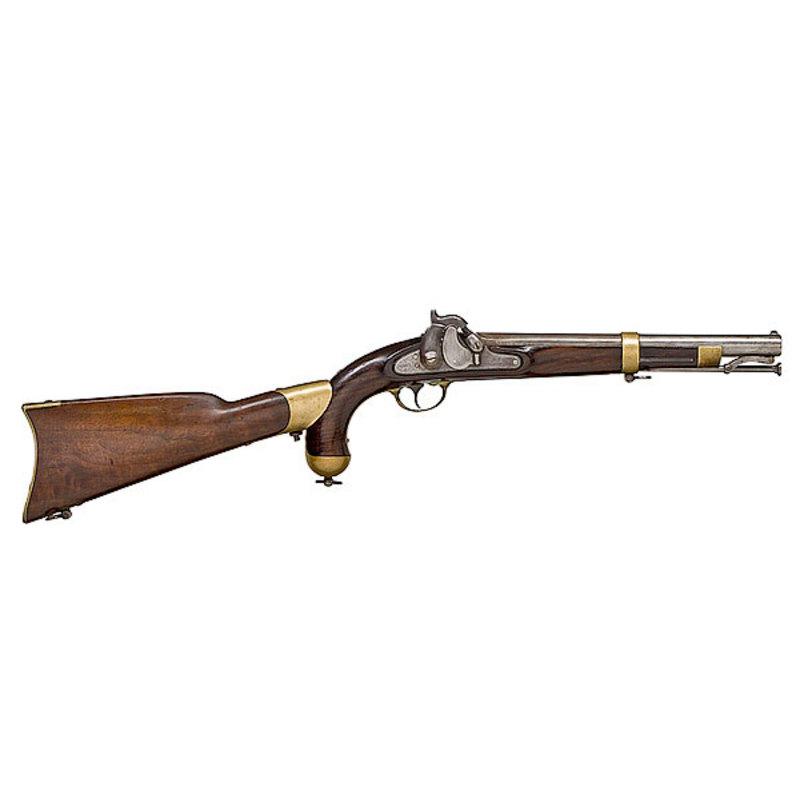 Model 1855 Pistol Carbine,