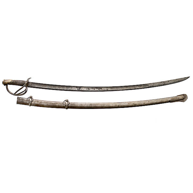 Ames M1840 Heavy Cavalry Saber,