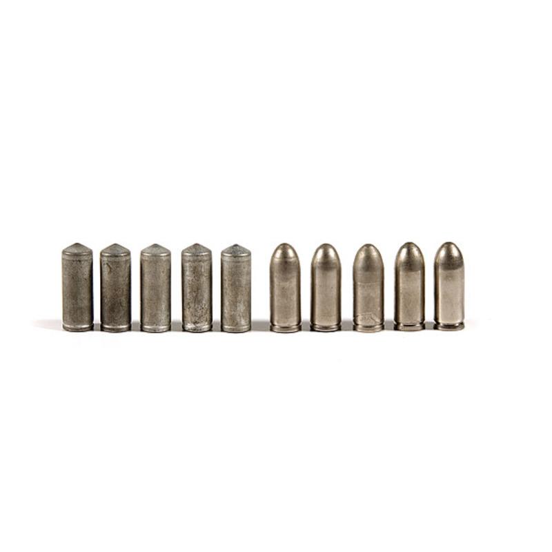 Lot of Ten Gyro Jet Cartridges,