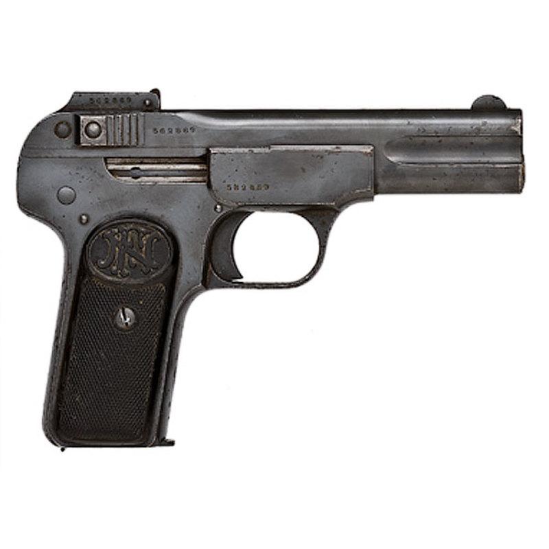 BELGIAN BROWNING FN 1900 32 acp 7.65 mm GRIPS : Pistol