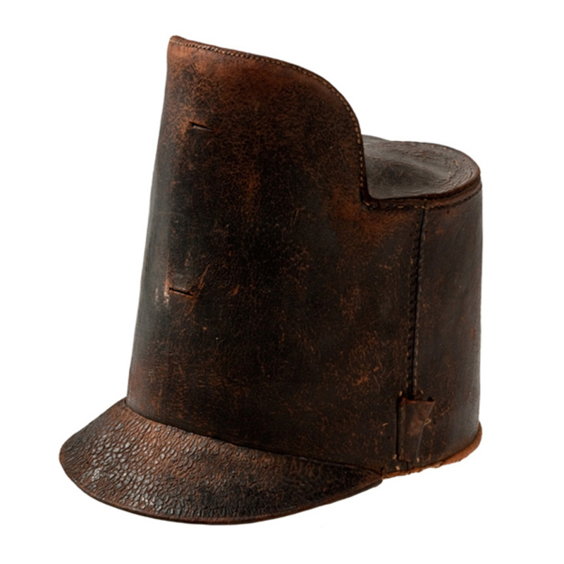 "U.S. Military Model 1813 ""Tombstone"" Pattern Helmet,"