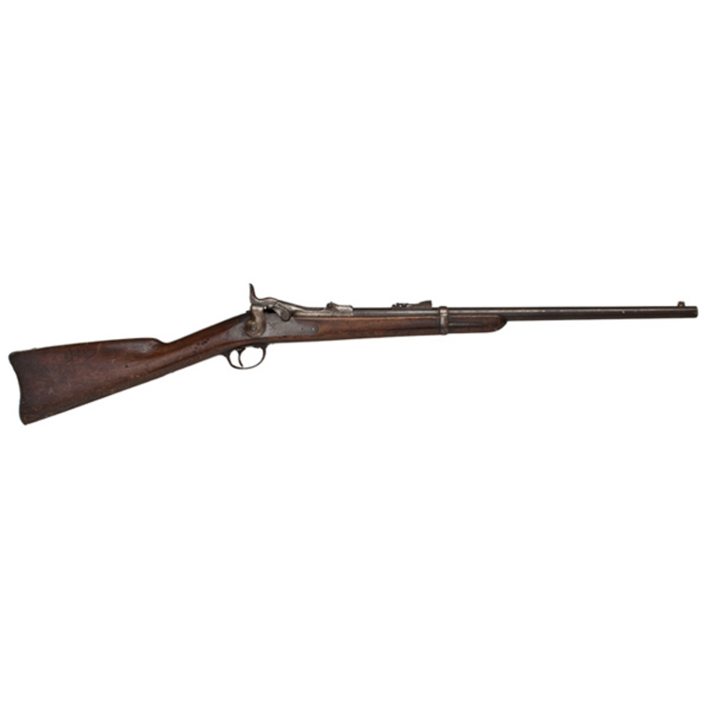 Model 1873 First Model Springfield Carbine,