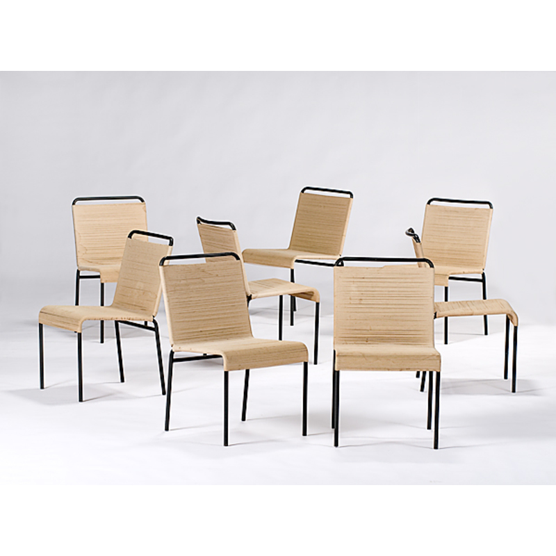 Eight Van Keppel-Green Dining Chairs