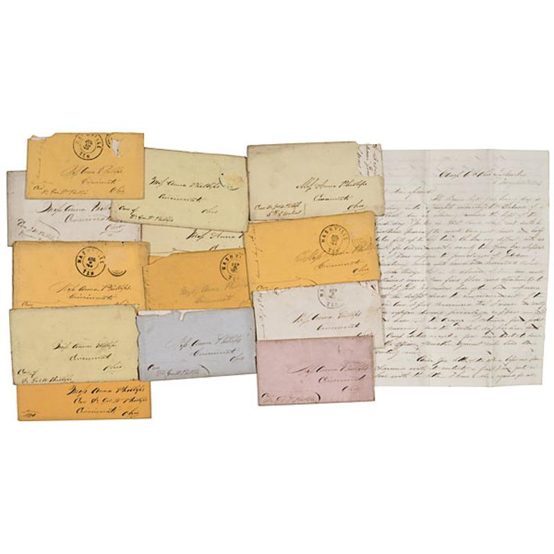 Civil War Letters of J.B. Holmes, 6th OVI