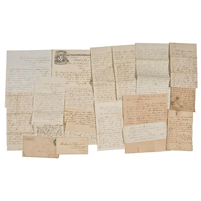 James Chamberlain 152nd Indiana Vols. Civil War Archive