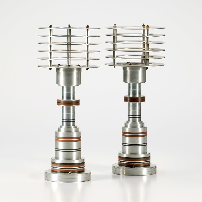 Pattyn Products Aluminum Space Age Lamps