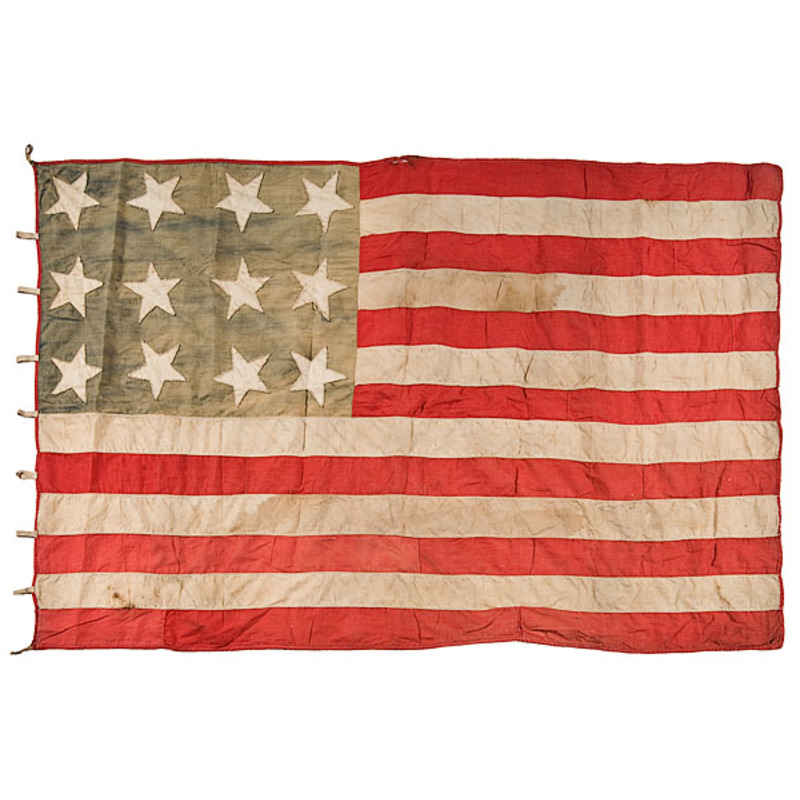 12-Star Secession Flag