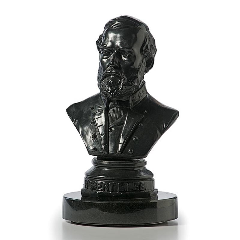 General Robert E. Lee Portrait Bust by Frederick Volck
