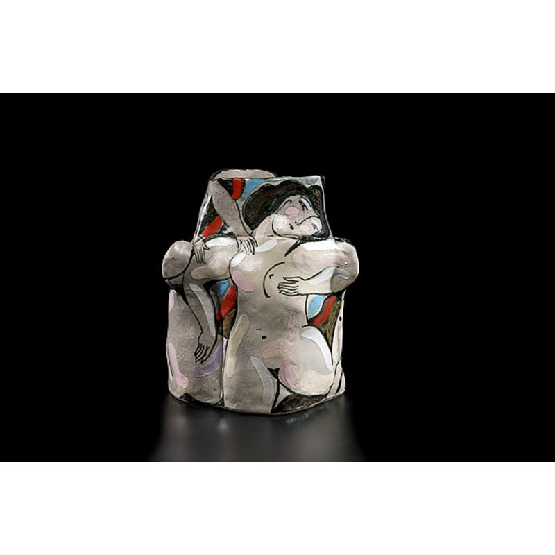 Rudy Autio, Bitterroot Appaloosa Porcelain